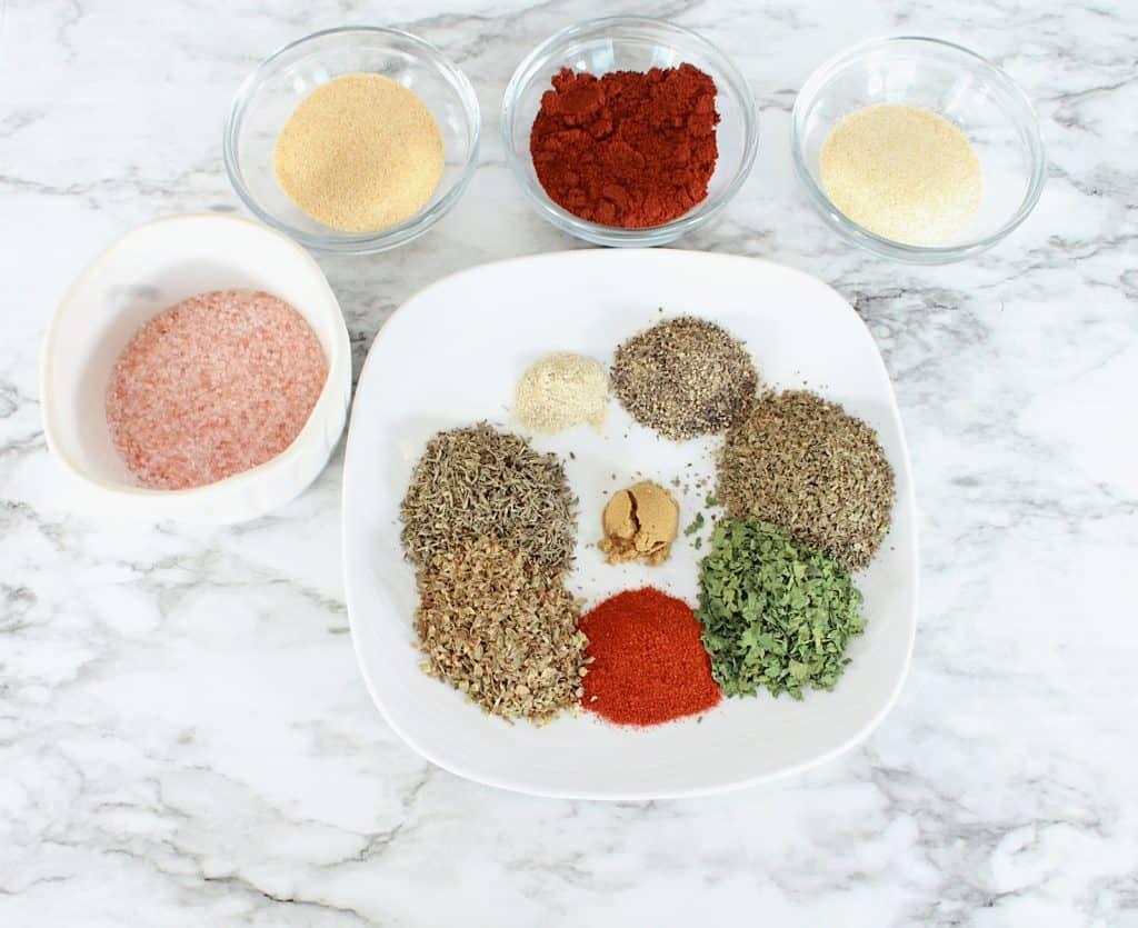 spices for chicken brine