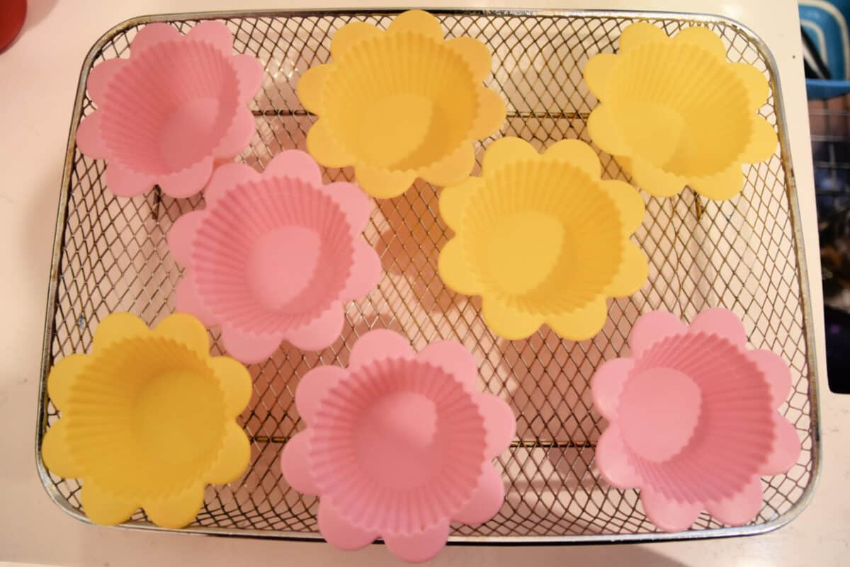 silicone cupcake holders