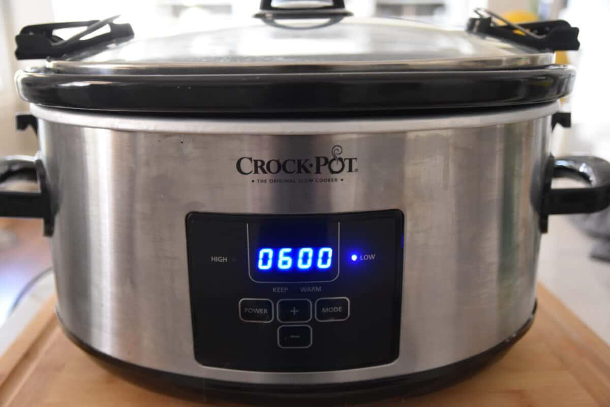 stainless steel crock pot
